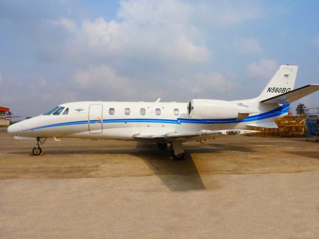 Cessna Citation Xls 560 5703 Aircraft Sold Skyquest