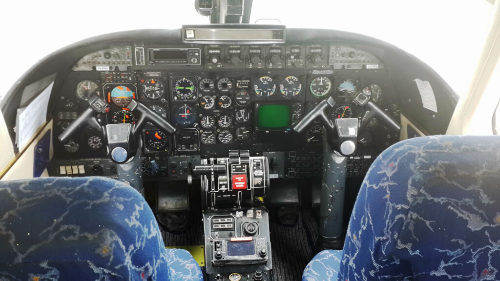 Aero Commander 690b 11474 Aircraft For Sale Skyquest