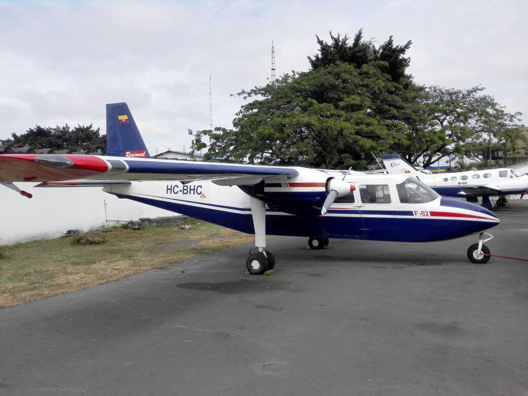 Britten Norman BN-2A-20 Islander (59) | Aircraft For Sale