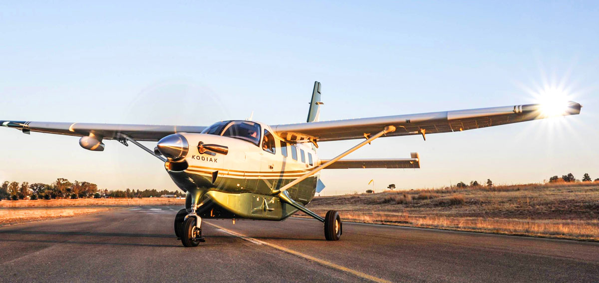 SkyQuest International Announces Sale & Delivery of 2015 Quest KODIAK to Botswana Dept. of Wildlife & National Parks