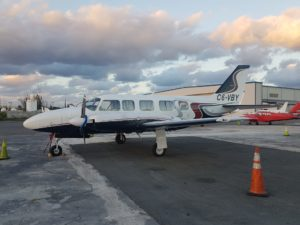 Piper PA-31-350 Chieftain (31-7752040)