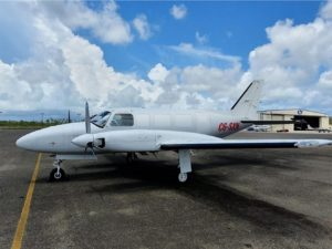 Piper PA-31-350 Chieftain (31-8052123)