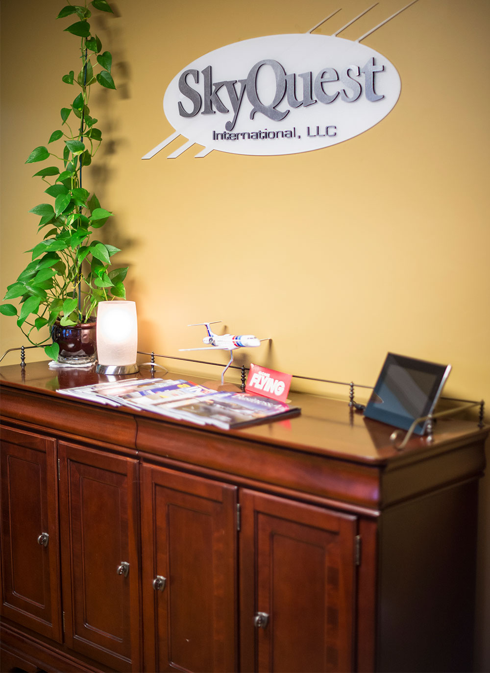 SkyQuest International Commercial Aircraft Sales Office