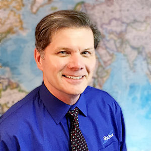 Steve Zinda, SkyQuest Aircraft Sales Consultant